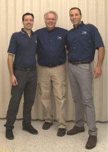 Daniel, Michael & Alex