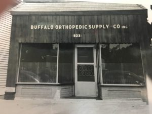 Buffalo Orthopedic Supply Co Inc